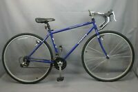 "1994 Yokota Ahwahnee-Cross MTB Bike Large 18"" Hardtail Touring Steel USA Charity"