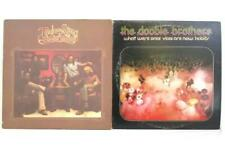 Lot of 2 Doobie Brothers Vinyl LP Records Toulouse Street Are Now Habits