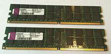 8GB (2x 4GB) KINGSTON RAM DDR2 PC2-6400P 800MHz ECC Registered