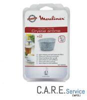 Moulinex AW6401 filtri anti calcare macchina da caffè Americano Crystal Arome