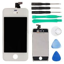 Touch Digitizer Glass Screen LCD Display Assembly for iPhone 4S White w/Tool