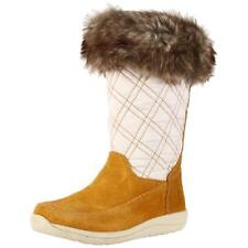 New TIMBERLAND Maple Candy Waterproof Suede Winter Boots Baby Toddler Girls 5.5