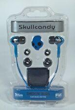 Skullcandy Smokin' Buds In Ear Buds On Fire Earphones Headphones Blue