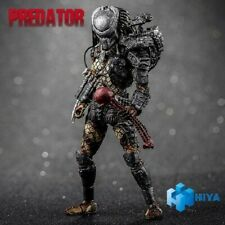 Hiya Toys Predator Jungle Hunter Predator 1:18 Inch Scale Action Figure New