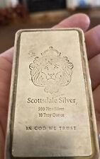 10 oz Scottsdale STACKER® Silver Bar .999 Silver