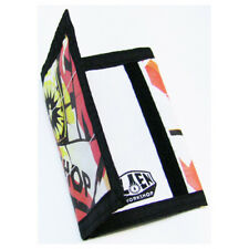 ALIEN WORKSHOP Skateboards Tri-Fold Sect Canvas WALLET