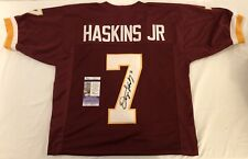 Dwayne Haskins Signed Washington Redskins Custom Jersey JSA Authenticated COA