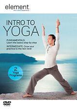 Element: Intro To Yoga [DVD][Region 2]