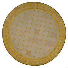 Mosaiktische Mosaik Beistelltisch Bistrotisch Blumenhocker Terrassentisch 60 cm