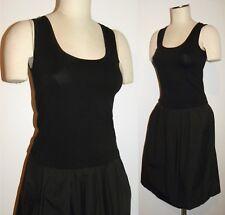 DKNY Perfect Black Dress Sleeveless  size  SMALL