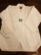 Taekwondo Full suit White Kids 130