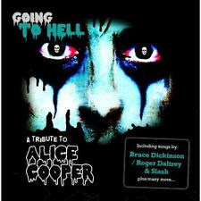 Various Artists - Going to Hell: Tribute to Alice Cooper / Various [New CD]
