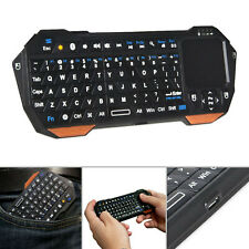 Tastatur Bluetooth Keyboard Kabellos QWERTY Handy Smartphone iPhone Samsung PC