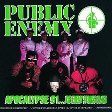 Public Enemy - Apocalypse 91: The Enemy Strikes Black [New CD]