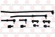 94-97 Dodge Ram 2500 3500 4WD Kit Inner Outer Tie Rods Lower Upper Ball joints