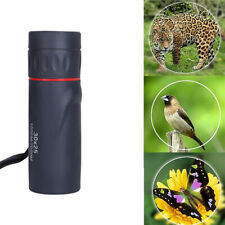 Hunting Compact Monocular Telescope 30x25 Zoom Optical HD Lens Spotting Scope