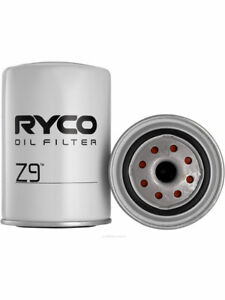 Ryco Oil Filter FOR FORD COURIER PH (Z9)