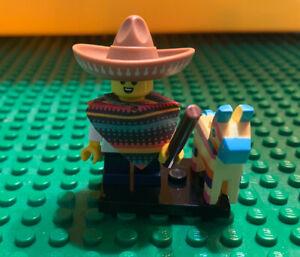 LEGO Minifigure Series 20 Boy with Pinata Dog