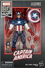 Marvel Legends ~ CLASSIC CAPTAIN AMERICA Action Figure ~ Marvel 80 Years