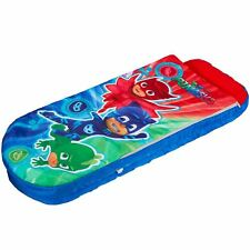 PJ MASKS JUNIOR READY BED ALL IN ONE SLEEPOVER SOLUTION KIDS INFLATABLE MATTRESS