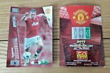 Panini Adrenalyn XL Manchester Utd Foiled 2011 Special Card Federico Macheda