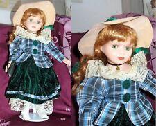 Bambola di porcellana ceramica  doll