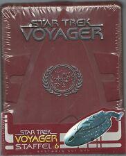 Star Trek Voyager Staffel 6 Hartbox Neu OVP Sealed Deutsche Ausgabe