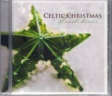 CD COMPIL 11 TITRES--CELTIC CHRISTMAS TRADITIONS / CELTIC STYLE PIANO --NEUF