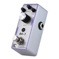 EX Ambient Echo Pedal Mini Echo Guitar Pedal