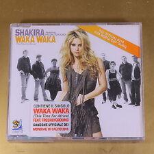 SHAKIRA - WAKA WAKA/SHE WOLF - SONY - OTTIMO CD [AN-057]