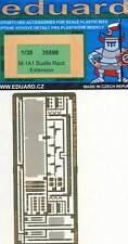 Eduard m-1a1 Bullicio Rack Extensión Modelo Equipo de construcción