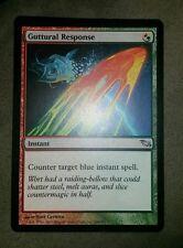 1x MTG MAGIC THE GATHERING Guttural Response nm x 1