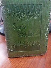 Biblia RIENA VELERA 60 mini-bolsillo i/piel con cierre verde
