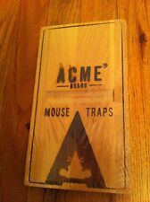 Fred Cut The Cheese wooden mouse trap board Christmas Gag Gift Holiday New FUNNY