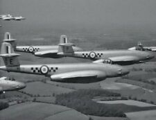 ROYAL AIR FORCE 1951 DVD, Canberra,Valiant,Meteor,Vampire