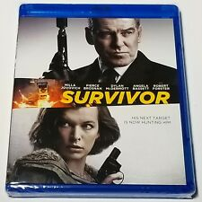 Survivor (Blu-ray Disc, 2015) Brand New/Sealed