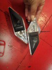 01 02 03 04 05 BMW 325I REAR INTERIOR OVERHEAD DOME MAP LIGHT LAMP SET PAIR OEM
