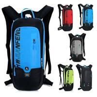 Waterproof Cycling Bicycle Bike Shoulder Backpack Outdoor Hiking Riding Bag #jin