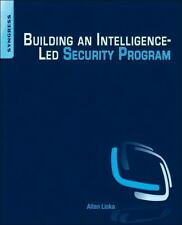 Building an Intelligence-Led Security Program by Allan Liska (2014, Paperback)