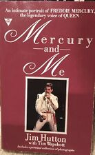 Mercury & Me - Freddie Mercury + Jim Hutton Paperback - Queen