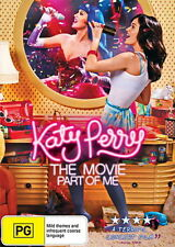 Katy Perry - The Movie Part Of Me - Concert / Music / Documentary - NEW DVD