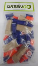 GreenGo Silicone Wire Connectors Mixed (22-6 AWG) 20 Small, 25 Medium, 5 Large