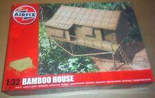 AIRFIX Bamboo House 1:32 échelle modèle Kit la seconde guerre mondiale la Birmanie Asie du Sud base japonais