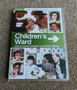 CHILDREN'S WARD Series 2 Complete Region 2 UK DVD BOX SET