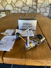 Shimano Stella SW SW5000 Fishing Spinning Reel From Japan