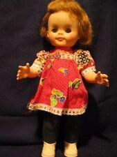 "Vintage Effanbee doll 10 ½ "" 1950s"