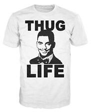 Thug Life Carlton Funny Swag Dope Fresh Prince Banks 2Pac Joke Spoof T-shirt