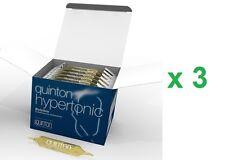 ENVIO 24H QUINTON HYPERTONIC 10ml 90 Ampollas Equilibrio Mineral Electrolítico