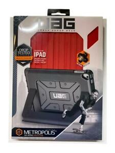 """Urban Armor Gear UAG Metropolis Folio Case For iPad Air 2 & iPad Air (9.7"""") Red"""