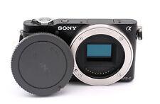 Sony Alpha NEX-3N 16.1 MP Digital Camera - Black (Body Only)